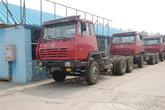 陕汽 奥龙重卡 260马力 6X4 5.2米自卸车(底盘车国二)(SX3254BL324)