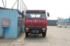 陕汽 奥龙重卡 270马力 6X6 栏板载货车(SX2255UL455) 卡车图片