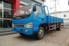 江淮 威铃中卡 130马力 4X2 栏板载货车(HFC1120KR1) 卡车图片