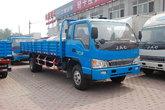 江淮 威铃 120马力 5.2米排半栏板载货车(HFC1081KR1T)