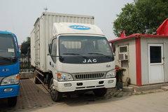 江淮 威铃 130马力 4X2 6.2米单排厢式载货车(HFC1120KR1) 卡车图片
