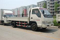 福田 欧马可N系 95马力 4.3米单排栏板轻卡 卡车图片