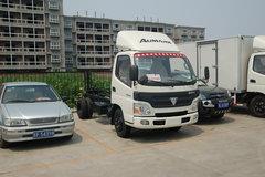 福田 欧马可A系 95马力 3360轴距单排轻卡底盘 卡车图片