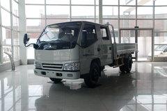 江铃凯运 116马力 3.3米双排栏板轻卡 卡车图片
