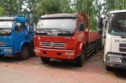东风 康霸中卡 140马力 4X2 6.1米栏板载货车(带卧铺)(EQ1120GZ12D6)