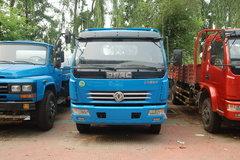 东风 多利卡D8 156马力 4X2 6.15米单排厢式载货车(EQ1140SJ8BDE)