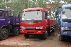 青岛解放 赛龙中卡 130马力 4X2 6.75米栏板载货车(CA1128PK2L2EA80)