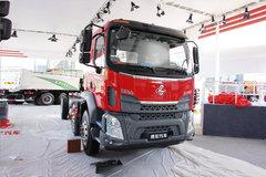东风柳汽 新乘龙M3B 200马力 6X2 5.6米自卸车底盘(LZ3250M3CB)