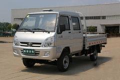 飞碟奥驰 M1系列 1.3L 75马力 汽油/CNG 2.7米双排栏板微卡(FD1037R13Q5-S1)