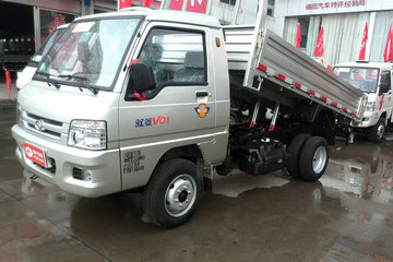 福田时代 驭菱VQ1 112马力 4X2 3.05米自卸车