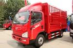 解放 J6F 165马力 4.21米单排仓栅式载货车(CA5044CCYP40K2L1E5A84)