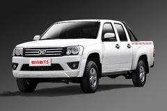 骐铃汽车 新T5 尊贵版 2.8L柴油(VP泵) 95马力 两驱 长厢双排皮卡(JML1021C3L) 卡车图片