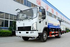 陕汽商用车 轩德X9 130马力 4X2 洒水车(湖北成龙威-楚飞牌)(CLQ5080GSS5SX)