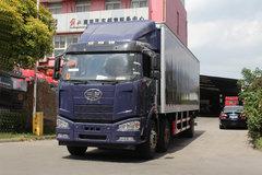 一汽解放 J6M重卡 240马力 6X2 9.5米厢式载货车(CA5250XXYP63K1L6T3E4)