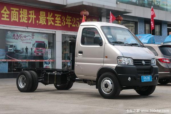 东风 小霸王W 87马力 3.3米单排微卡底盘(EQ1031SJ50Q6)