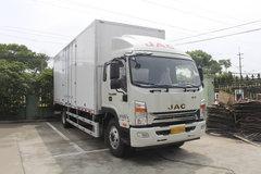 江淮帅铃 威司达W570 180马力 4X2 7.5米厢式载货车(HFC5142XXYP70K1E3V) 卡车图片