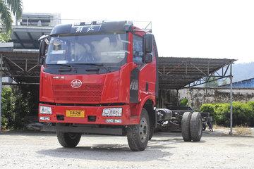 一汽解放 J6L中卡 180马力 4X2载货车底盘(CA1160P62K1L3A2E4)