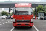 中国重汽HOWO 悍将 物流版 143马力 3.85米排半厢式轻卡(ZZ5047XXYF3315E145)图片