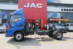 江淮 骏铃V6 120马力 4.18米单排轻卡底盘(HFC1041P93K1C2V)
