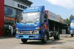 江淮 骏铃V6 120马力 4.2米单排轻卡底盘(HFC1041P93K1C2V)
