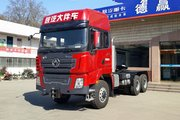 陕汽重卡 德龙X3000 550马力 6X6牵引车(SX4250XC5)