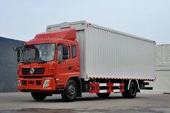 东风新疆 专底系列 180马力 4X2 7.7米厢式载货车(EQ5160XXYGD5D) 卡车图片