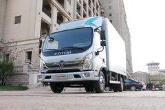 福田 奥铃CTS 143马力 4.14米单排厢式超级轻卡(BJ5048XXY-FE) 卡车图片