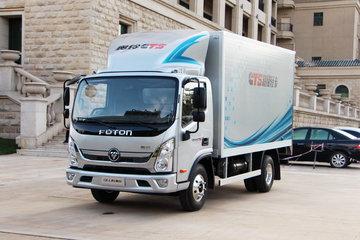 福田 奥铃CTS 131马力 4.14米单排厢式轻卡(BJ5045XXY-F2)