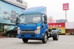 江淮 帅铃H330 献礼版 130马力 4.2米单排厢式轻卡底盘(HFC5043XXYP71K1C2)