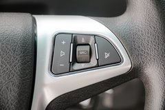 江淮 帅铃H330 献礼版 130马力 4.2米单排厢式轻卡底盘(HFC5043XXYP71K1C2) 卡车图片