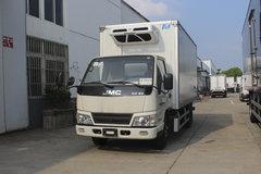 江铃 经典顺达 116马力 4.1米单排冷藏车(KFT5042XLC57)