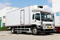 庆铃 FTR系列 240马力 4X2 冷藏车(镇江康飞牌)(KFT5163XLC4) 卡车图片