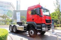曼(MAN) TGS BBS系列重卡 540马力 6X6牵引车(型号:33.540) 卡车图片