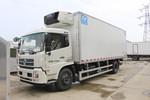 东风商用车 天锦 180马力 4X2 7.8米冷藏车(DFH5180XLCBX2DV)图片