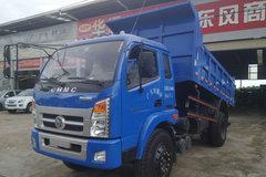 四川现代 瑞康 130马力 4.1米自卸车(CNJ3040FPB37M) 卡车图片