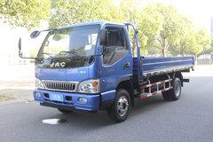 江淮 康铃H1宽体 156马力 4.2米单排栏板轻卡(HFC1043P91K2C2V) 卡车图片