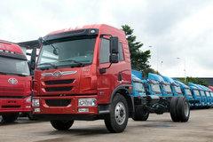 青岛解放 龙V中卡 180马力 4X2 5250轴载货车底盘(CA1169PK2L2BE5A80) 卡车图片