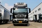 中国重汽 HOWO T5G 340马力 8X4 9.4米冷藏车(4.444速比)(ZZ5317XLCN466GE1)