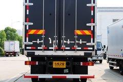 中国重汽 HOWO T5G 240马力 4X2 冷藏车(ZZ5167XXYM561GE1) 卡车图片