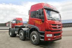 青岛解放 新悍威J5M准重卡 270马力 6X2牵引车(一汽)(CA4206P1K15T3E4A80) 卡车图片