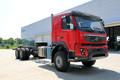 沃尔沃 FMX重卡 440马力 6X4工程车底盘(FM440 66R B)