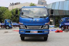 江淮 骏铃V7 160马力 4X2 5.175米单排栏板载货车(HFC1091P91K2C6V)图片