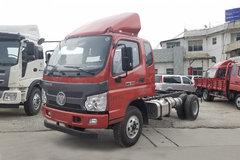 福田 骁运Q3 154马力 3360轴距轻卡底盘(BJ2045Y7PEA-4) 卡车图片