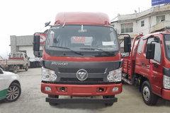 福田 瑞沃E3 156马力 4.2米单排仓栅式轻卡(BJ2043V7JDA-AC) 卡车图片