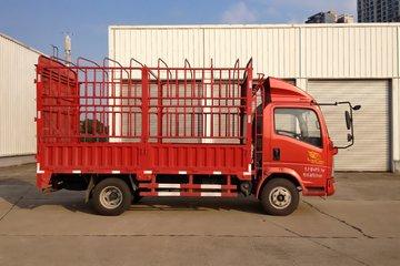 中国重汽HOWO 悍将 95马力 4.15米单排仓栅式轻卡(ZZ5047CCYF3315E145)图片