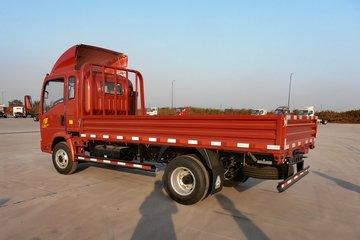 中国重汽HOWO 悍将 95马力 3.85米排半栏板轻卡(ZZ1047F3315E145)图片