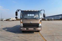 中国重汽HOWO 统帅 129马力 4.165米单排栏板轻卡(ZZ1047F341CE145)