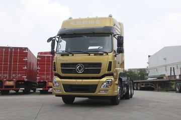 东风商用车 天龙重卡 420马力 6X4牵引车(速比3.909)(DFL4251AX16A)