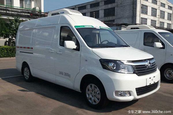 睿行M90冷藏车重庆市火热促销中 让利高达0.02万