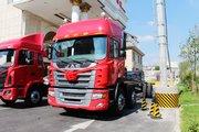 江淮 格尔发K3X重卡 260马力 6X2 9.5米载货车底盘(HFC1251P2K3D54S1V)